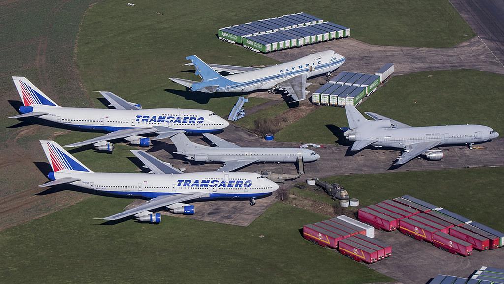 VP-BGX / Transaero / Boeing 747-346