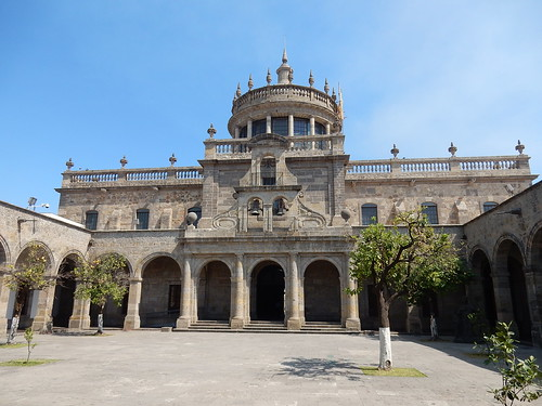 Guadalajara - Instituto Cultural de Cabanas - 4