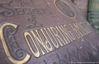 The Secrets of Conjuring and Magic   by Interval Magic