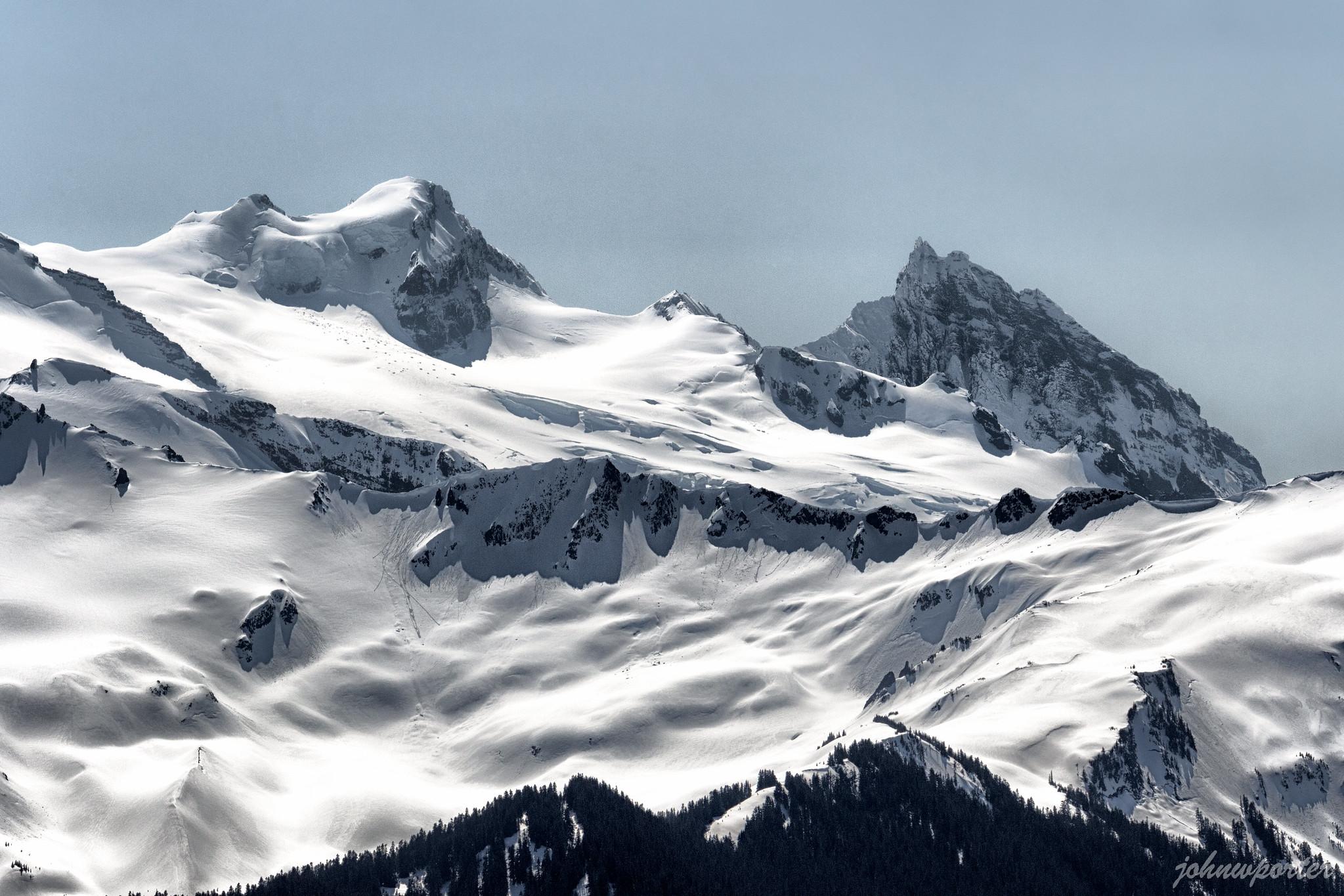 Colfax Peak and Lincoln Peak