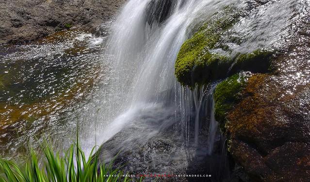 Upstream in the canyon of river Tera // En busca de las 30 cascadas II