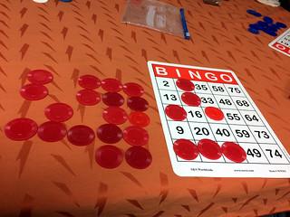 Playing Bingo | by byzantiumbooks