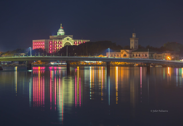 Iloilo City Lights