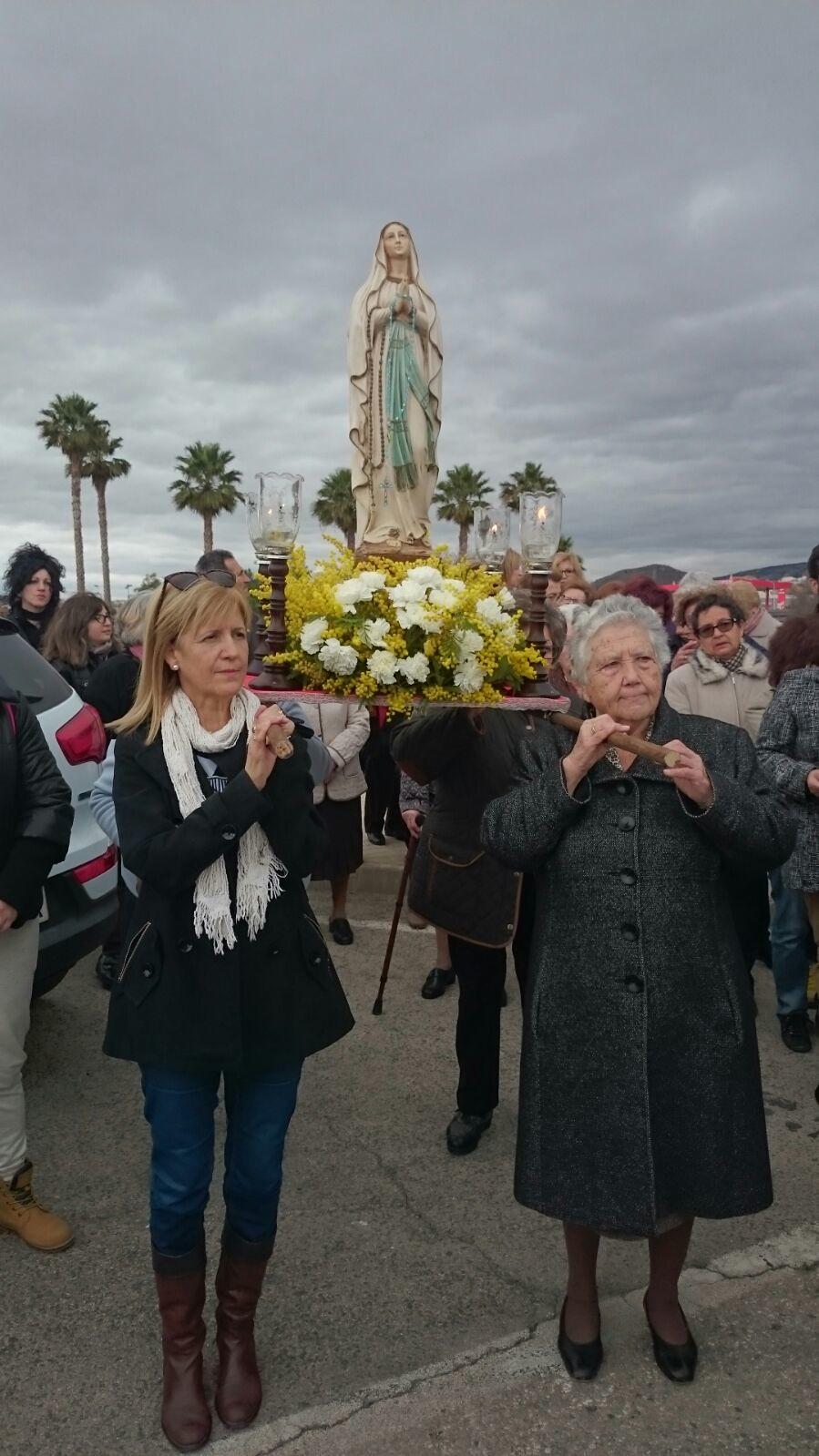 (2016-02-13) - Inauguración Virgen de Lourdes, La Molineta - Pascual Serrano (02)