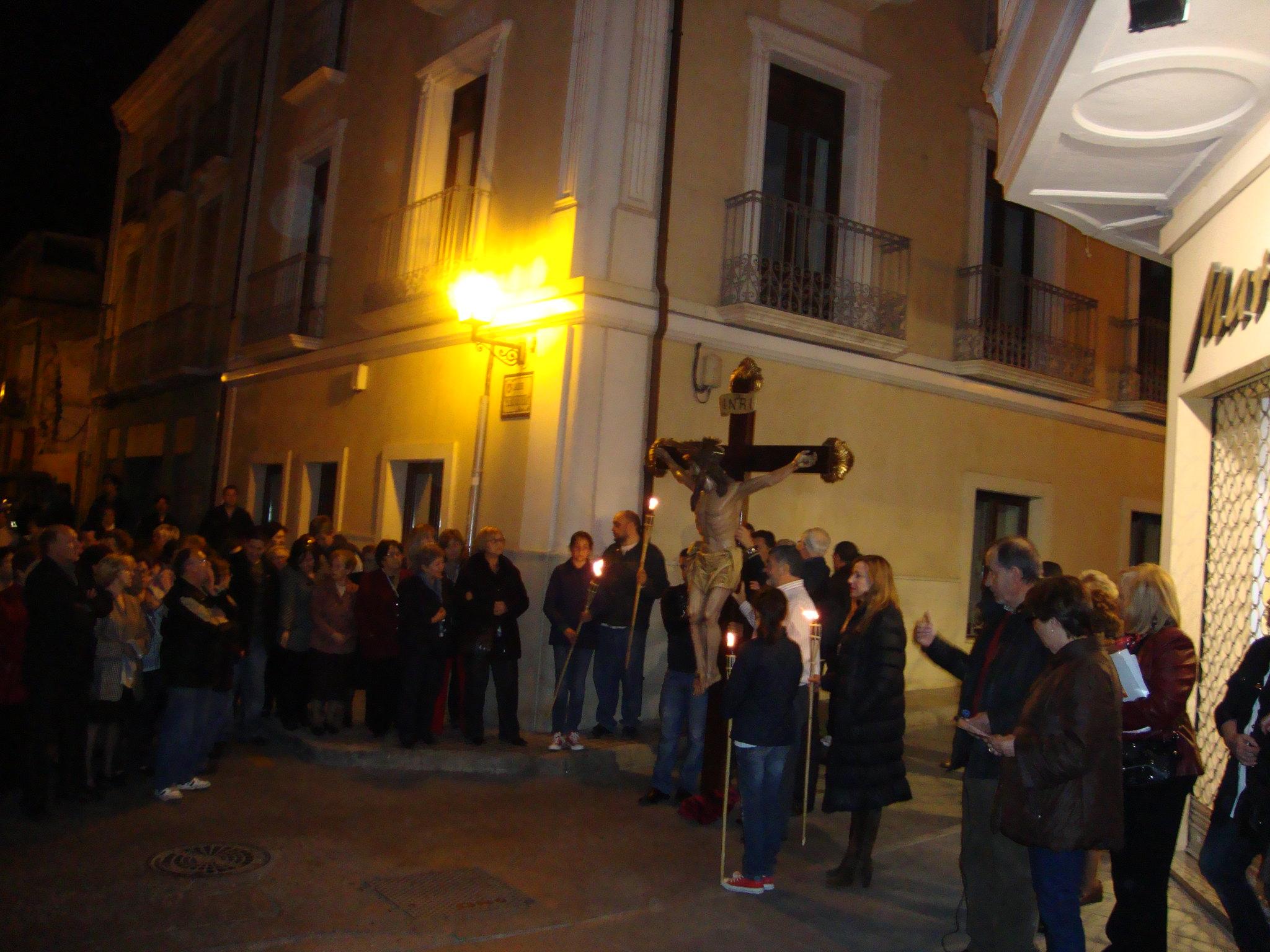 (2011-04-15) - II Vía Crucis nocturno - Javier Montesinos Villaplana -  (14)
