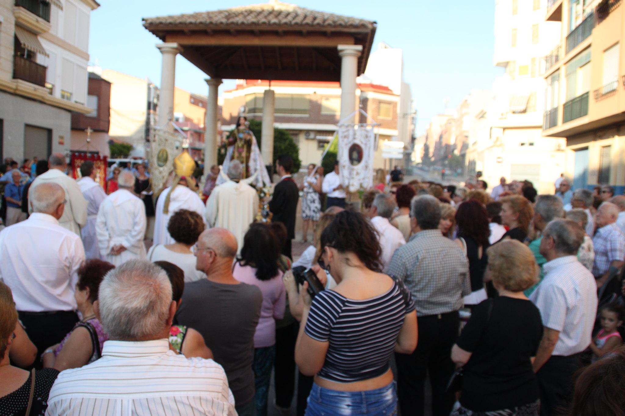 (2015-07-12) - Virgen del Carmen, parroquia La Santa Cruz - Javier Romero Ripoll (112)