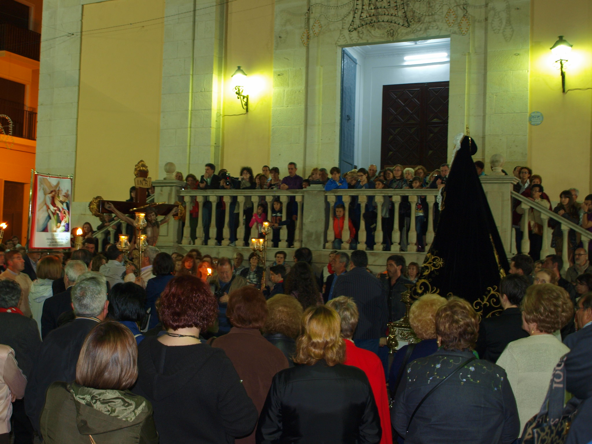 (2014-04-01) - V Vía Crucis nocturno - Paloma Romero Torralba (25)