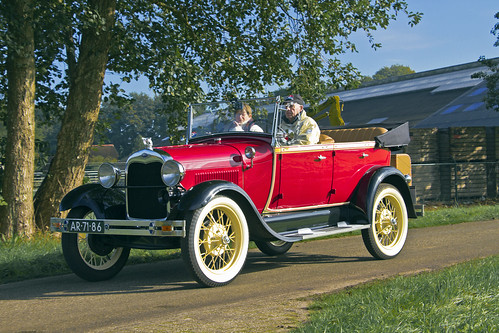 Ford Model A Phaeton Standard 1928* (3458) | by Le Photiste
