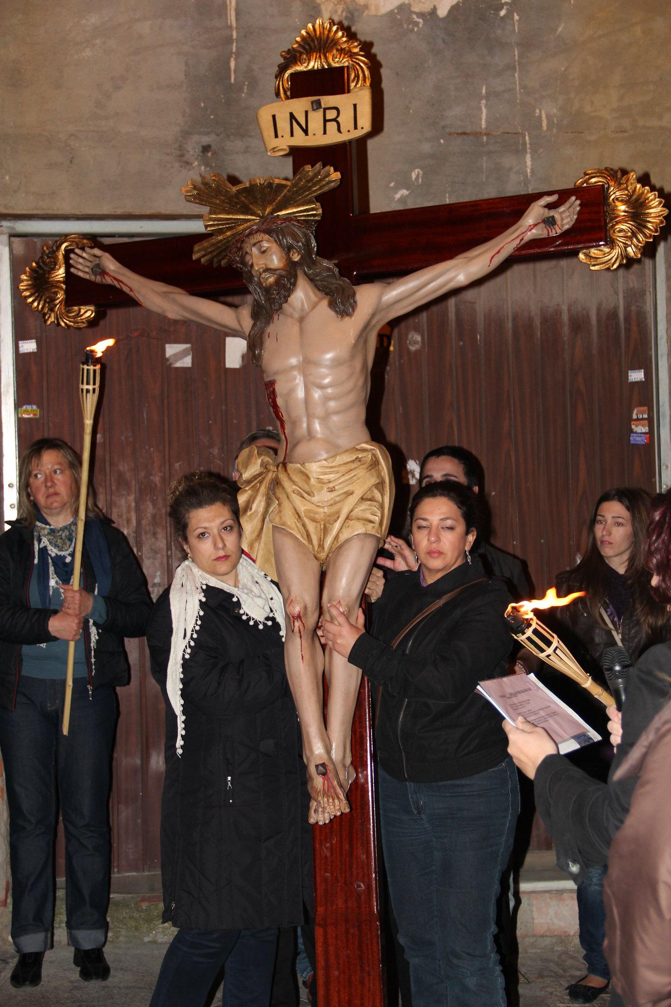 (2012-03-30) - III Vía Crucis nocturno -  Antonio Verdú Navarro  (27)