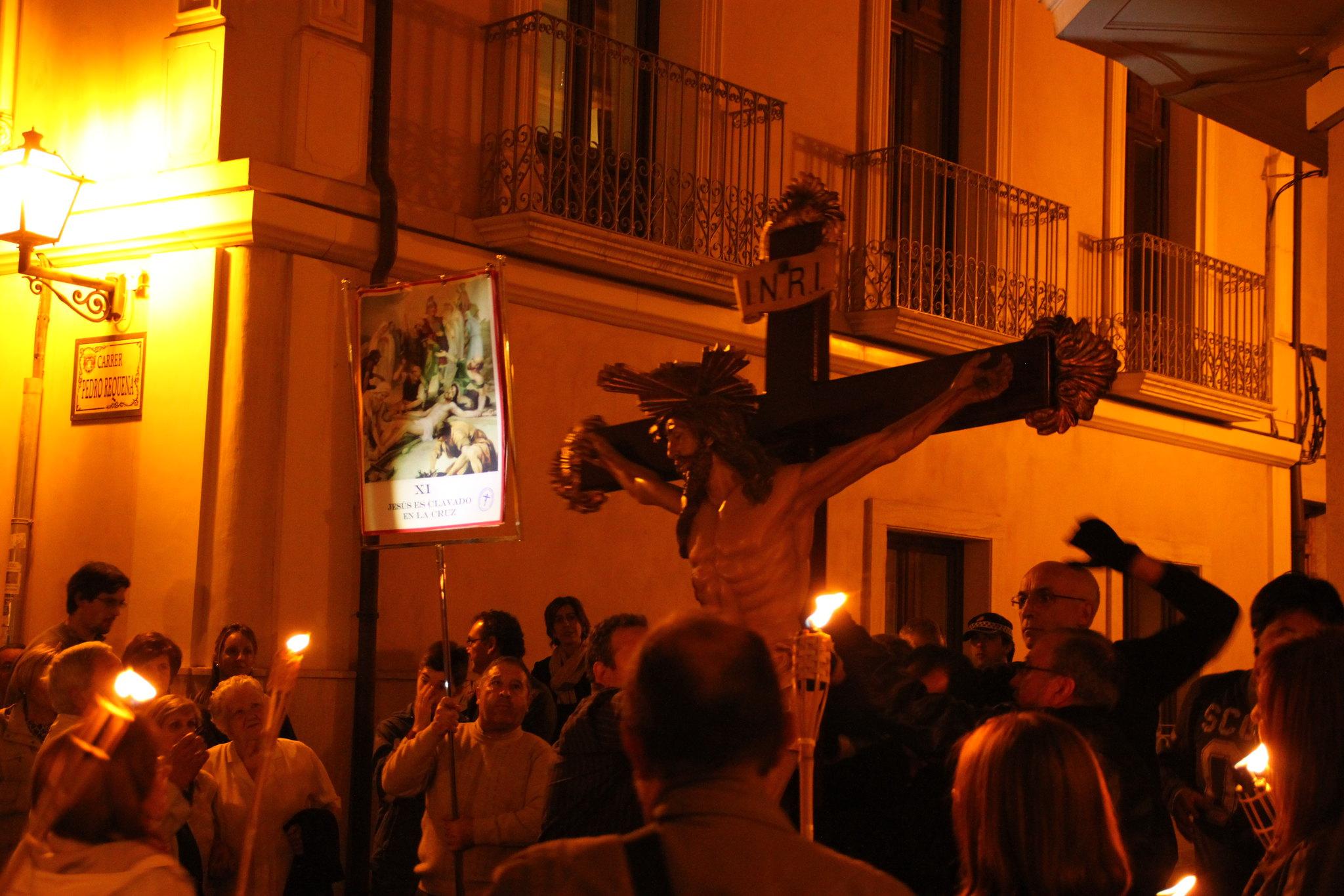 (2014-04-01) -  V Vía Crucis nocturno - Javier Romero Ripoll (121)