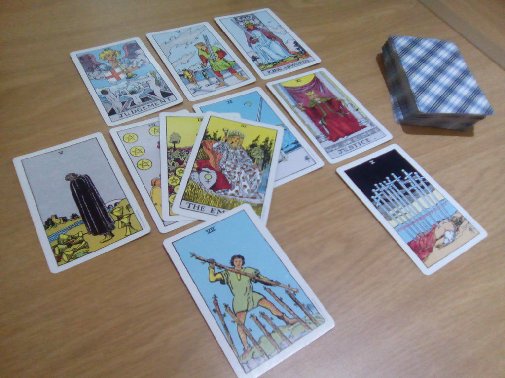 Online Tarot Reading @ Atell Psychic Tarot | online tarot re… | Flickr