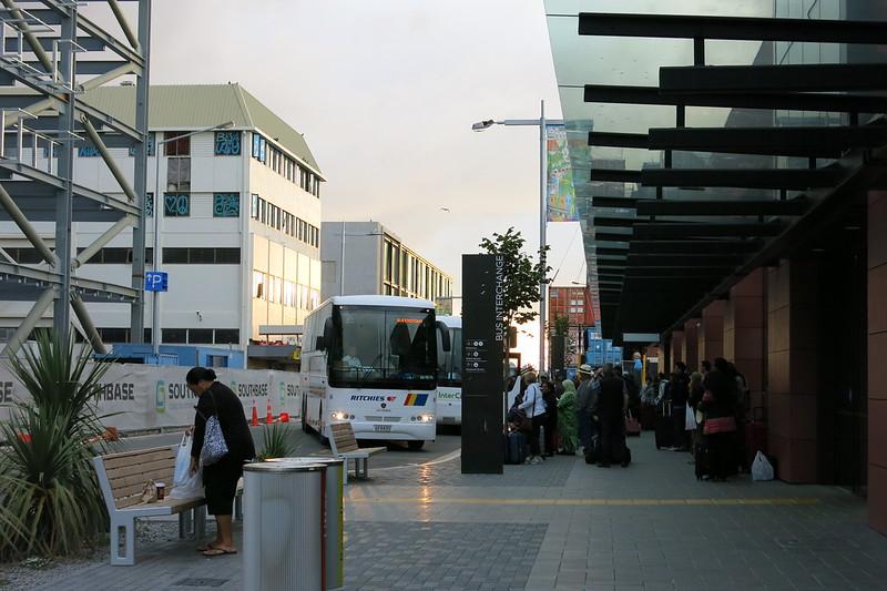 Bus Interchange, Lichfield Street