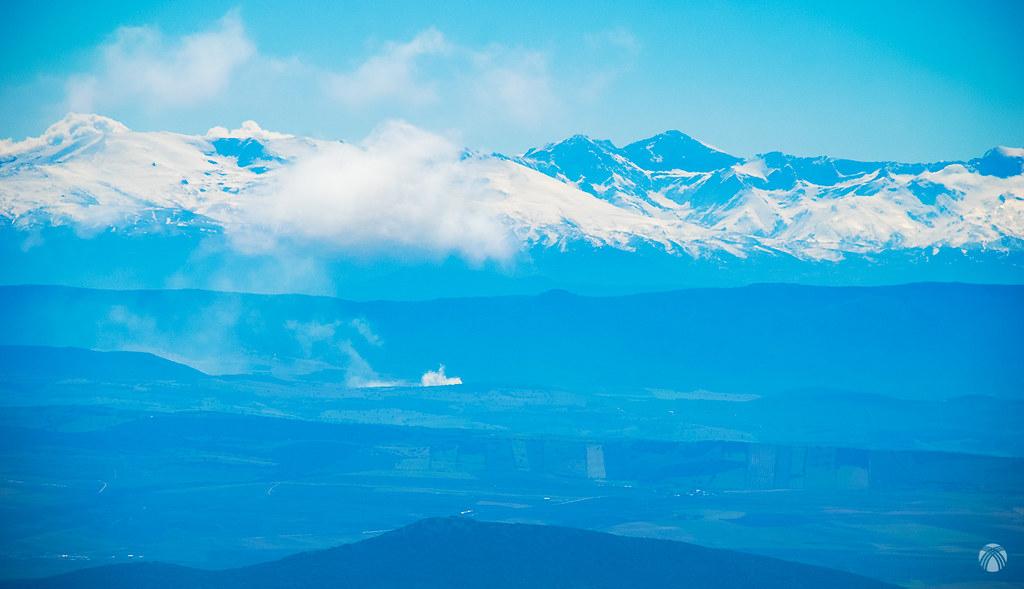 Las grandes caras norte de Sierra Nevada