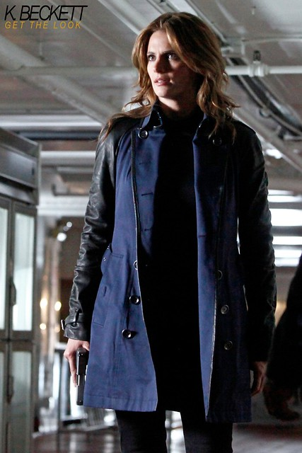 Kate Beckett from