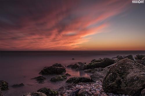 ocean sky sun water st clouds sand nikon rocks long exposure florida petersburg d750 passagrille
