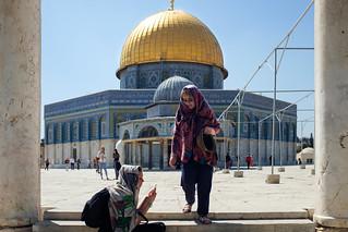 Qubbat As-Sakhrah in Jerusalem, Israel (Dome of the Rock) | by Kristoffer Trolle
