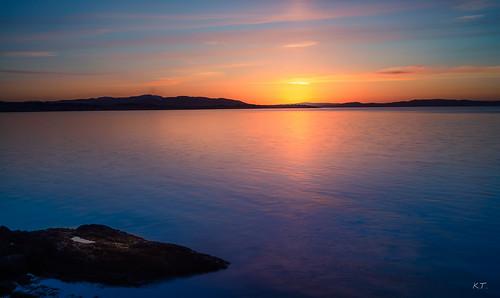 light sunset nature colors norway landscape spring nikon no fjord sørtrøndelag