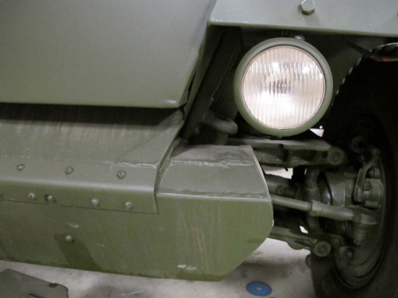 Daimler Armoured Car Mk II 11