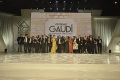 Gala dels VIII Premis Gaudí