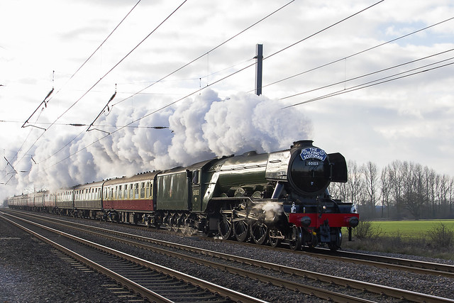 LNER Class A3 Pacific No. 60103 'Flying Scotsman'