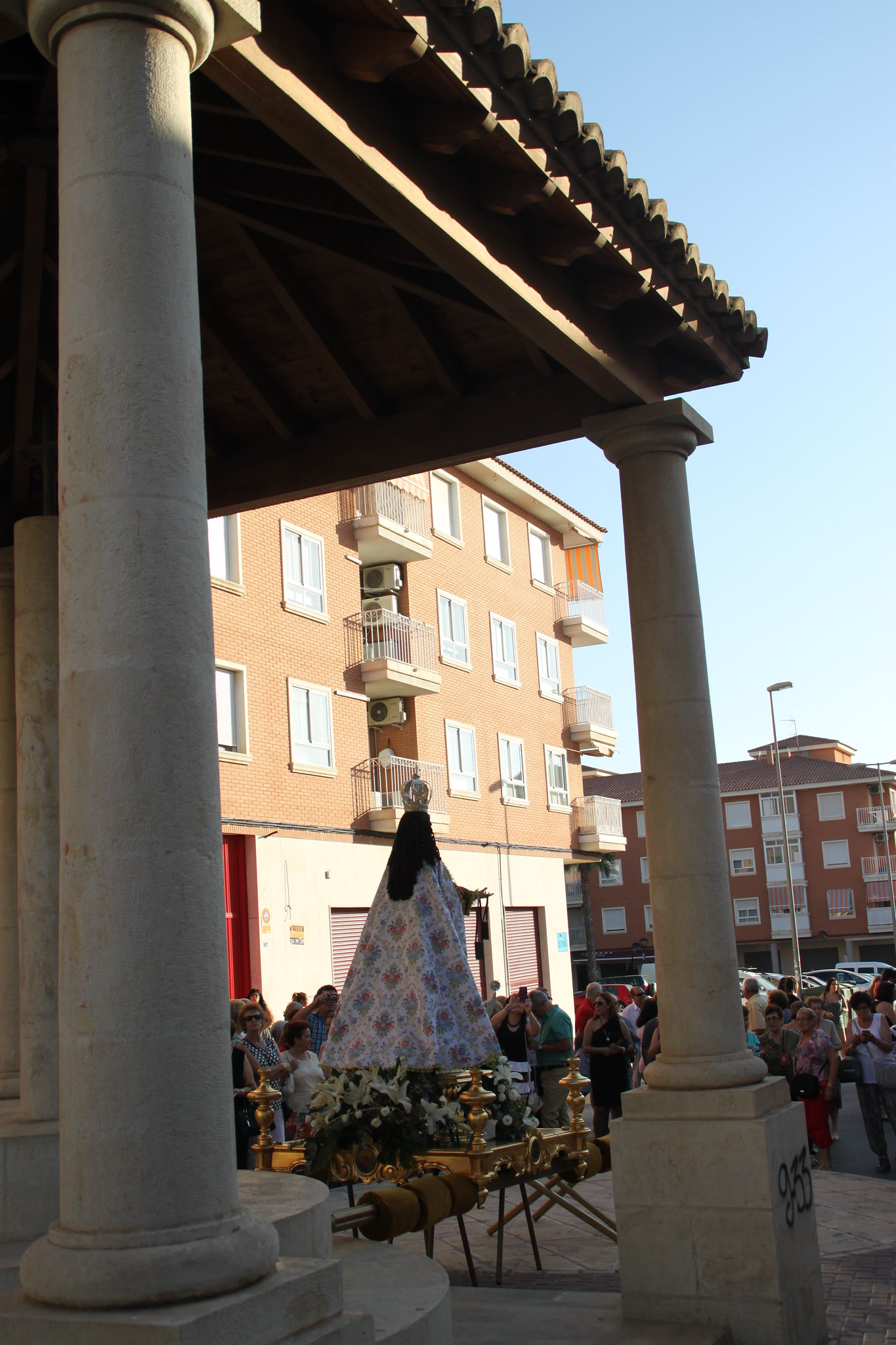 (2015-07-12) - Virgen del Carmen, parroquia La Santa Cruz - Javier Romero Ripoll (38)
