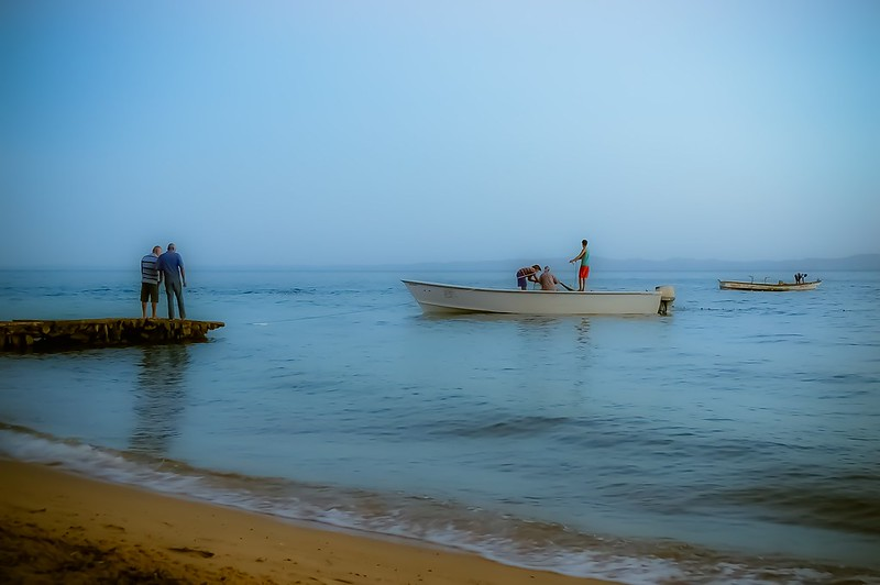 Make the Own Tasks of Marine Fishing from a Boat ...
