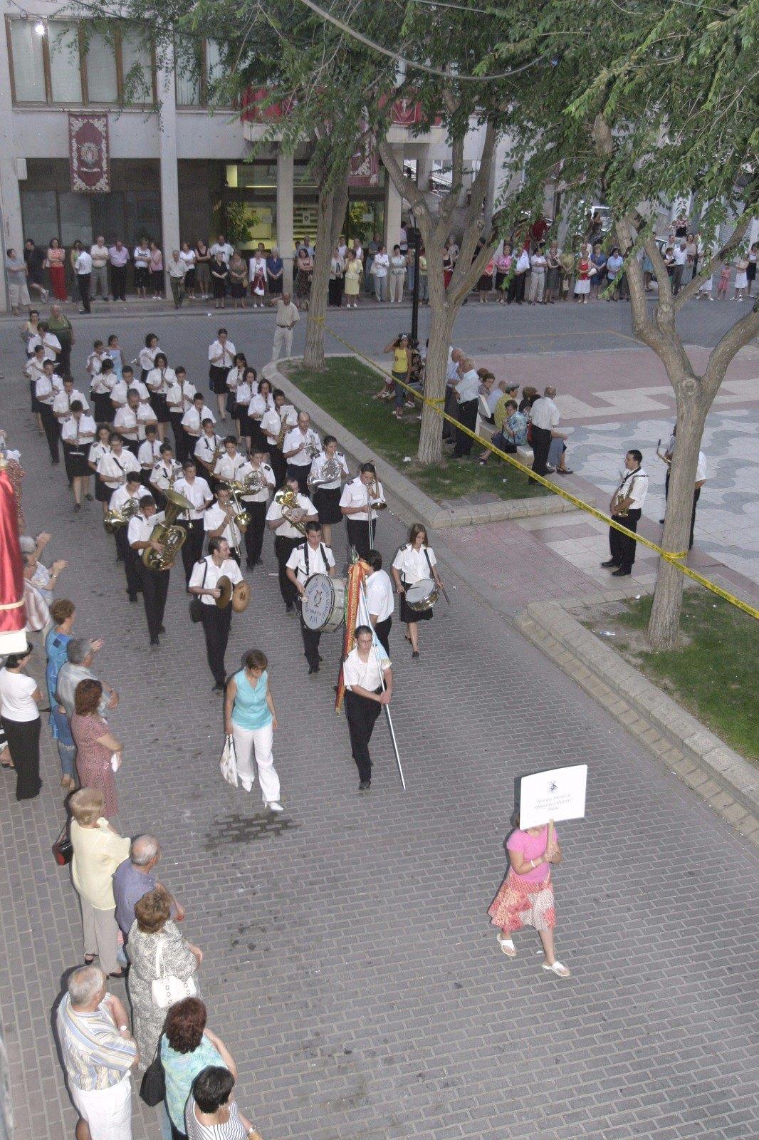 (2005-07-02) - Estreno Marcha Procesional  - Vicent Olmos -  (07)