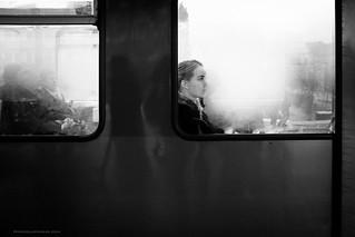 Foggy Commute