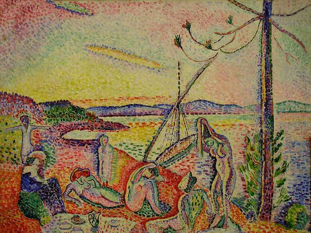 Henri Matisse. Luxure, calme et volupté. (Orsay. Paris) ++ EU