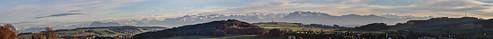 stierenberg alpen alps luzern aargausüd aargau schweiz switzerland mountains swiss view ontop beromünster rigi pilatus sicht aussicht nikon d5000 schtart photoschtartch