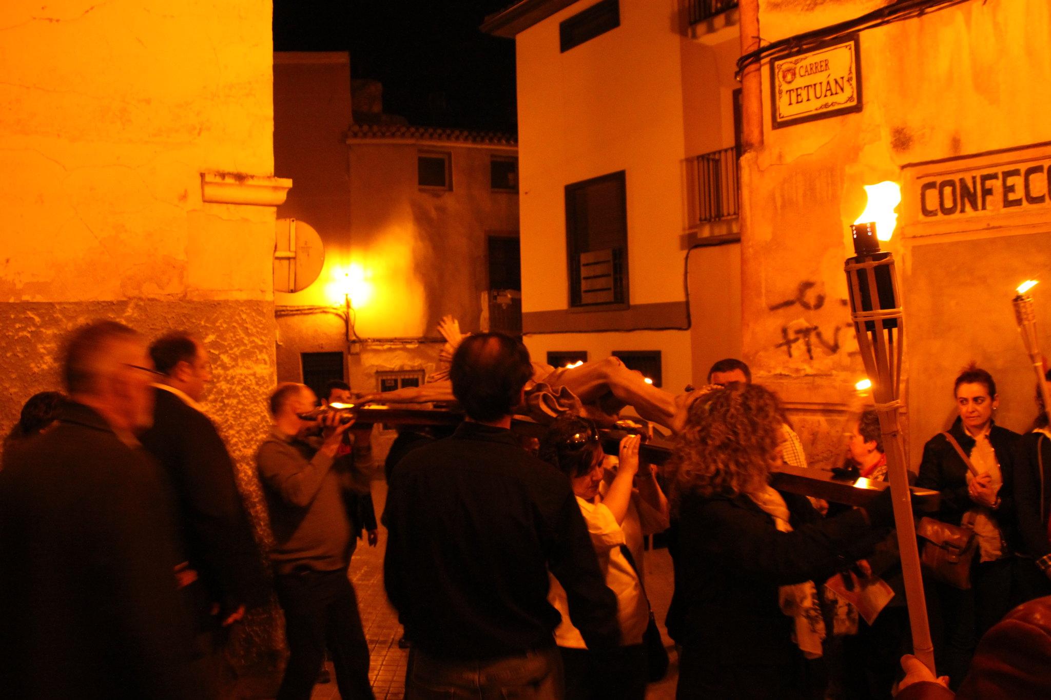 (2014-04-01) -  V Vía Crucis nocturno - Javier Romero Ripoll (97)