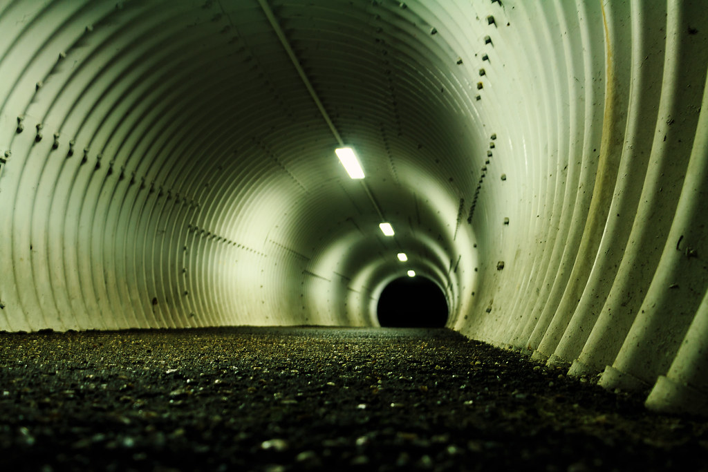 tunnel to nowhere