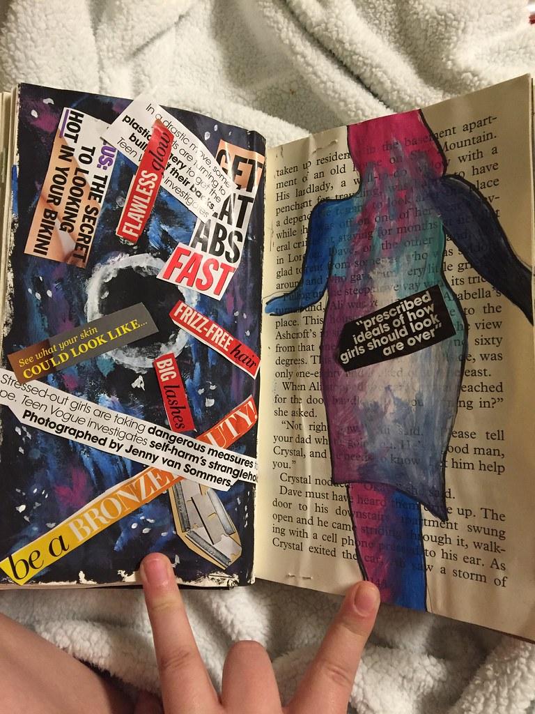 Big Altered Book