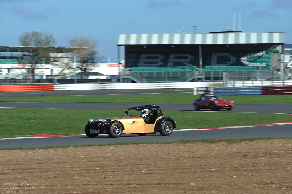 Silverstone Gp Circuit 15th Febuary 2016 With Opentrack Tr