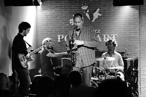 JAZZ session Café Jazz Populart | by anpalacios