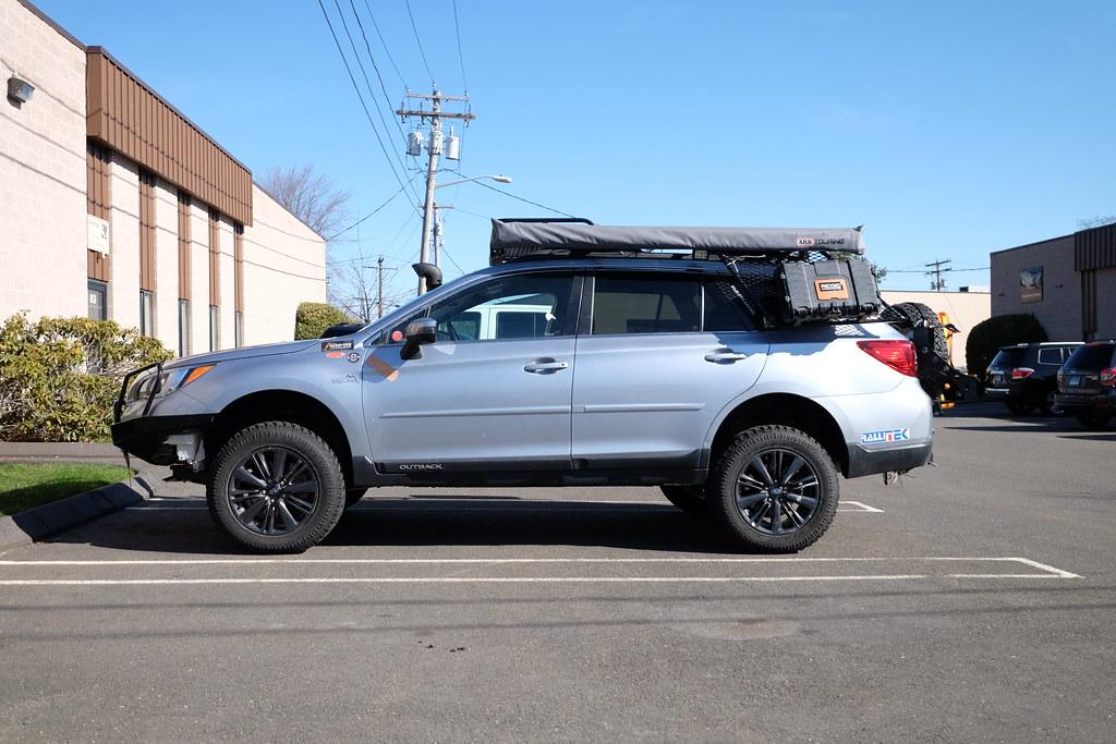 Subaru Outback Off Road >> Offroad Subaru Outback Grant Wilson Flickr