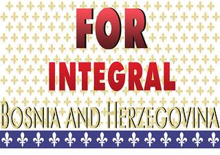 FOR INTEGRAL BOSNIA AND HERZEGOVINA