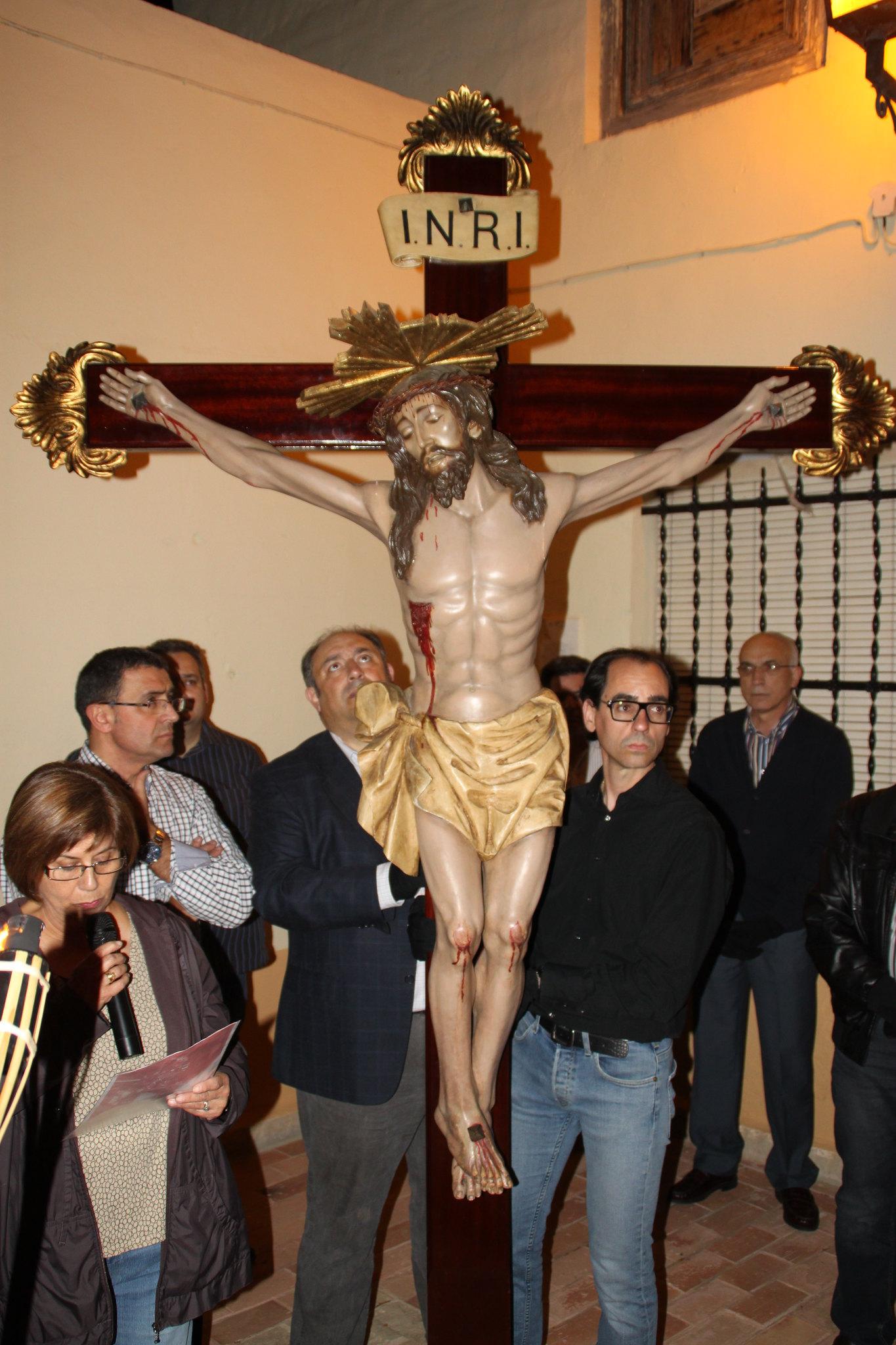 (2014-04-01) -  V Vía Crucis nocturno - Javier Romero Ripoll (175)