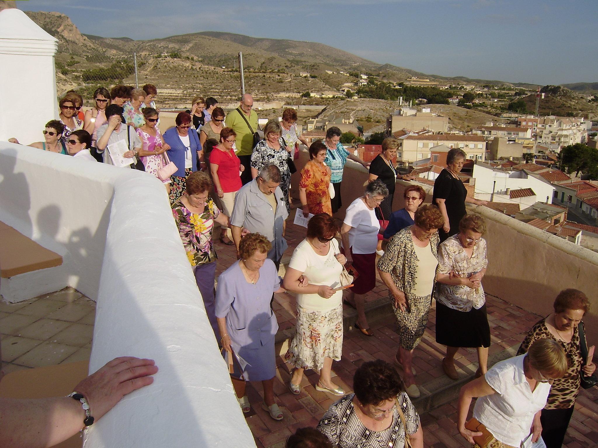 (2009-06-26) - Vía Crucis Bajada - Javier Romero Ripoll - (09)