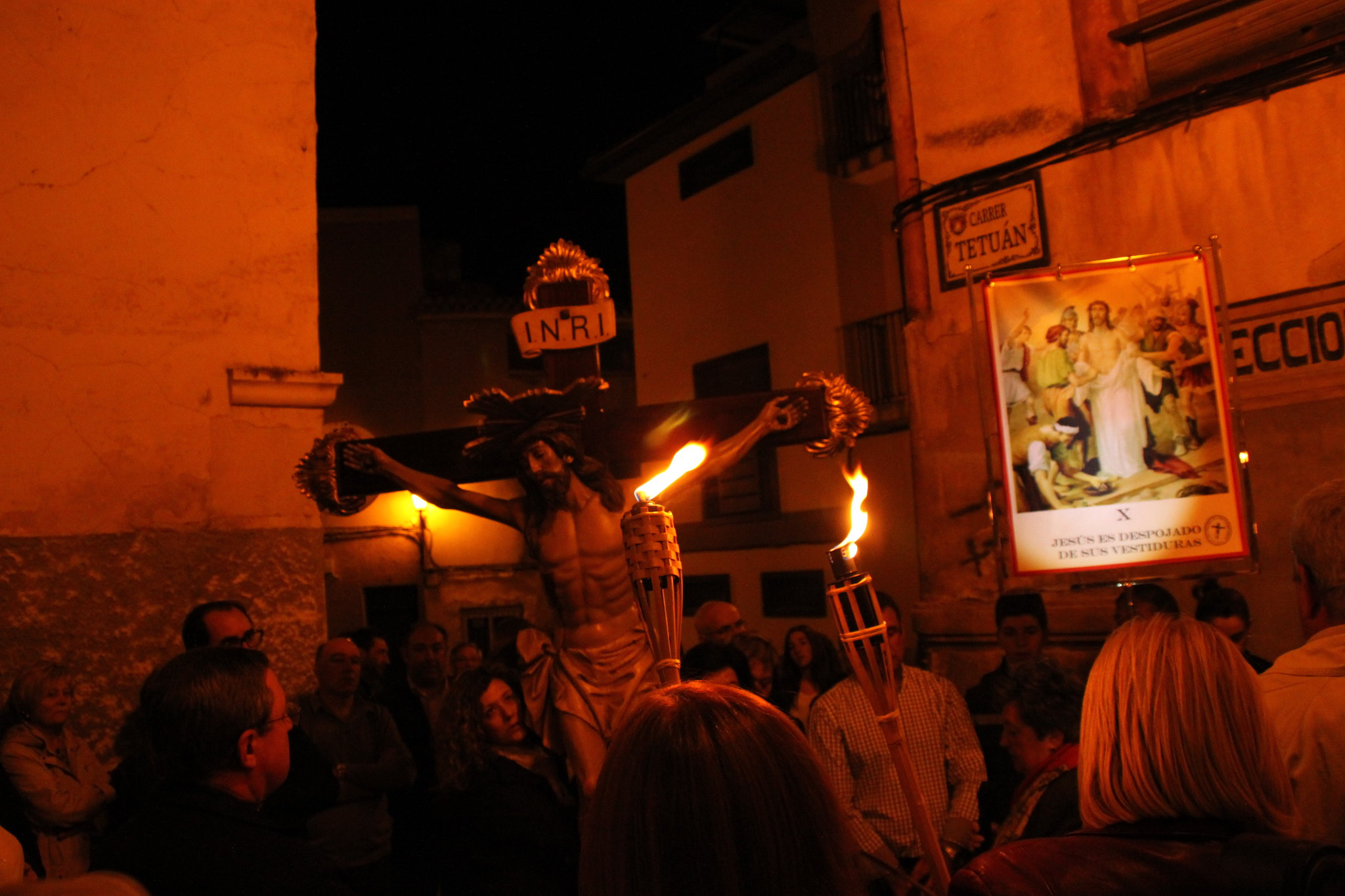 (2014-04-01) -  V Vía Crucis nocturno - Javier Romero Ripoll (106)