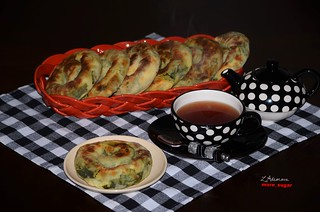 Spinach and cheese burek