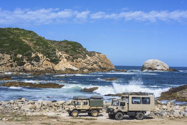 Uniland Chile en Caleta Chome