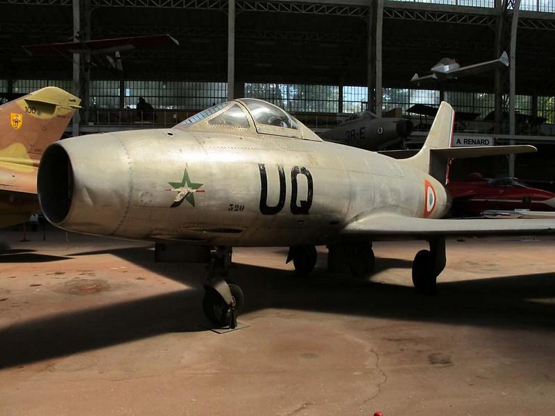 Dassault M.D.450 Ouragan 1