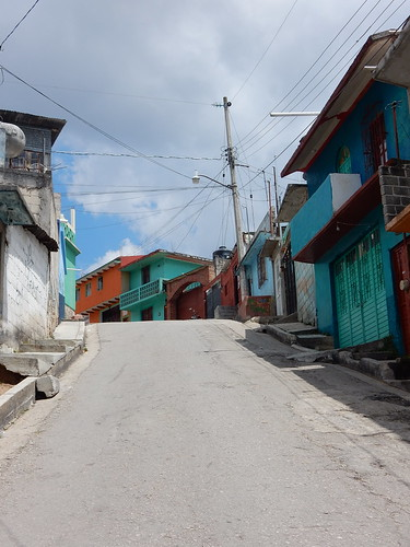 San Cristobal - straat