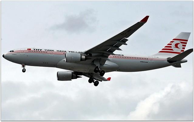 TK/THY Turkish Airlines Airbus 330 TC-JNC