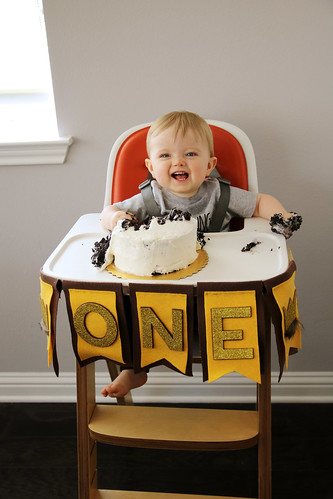 Finn's 1st Birthday | by LABabble
