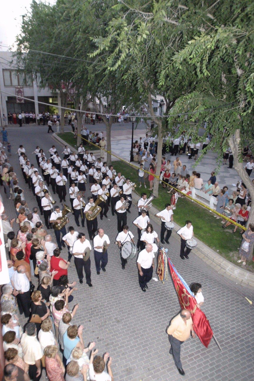 (2005-07-02) - Estreno Marcha Procesional  - Vicent Olmos -  (13)