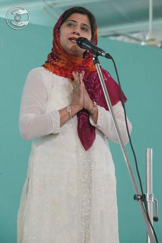 Anjana Chugh from Rohini, expresses her views