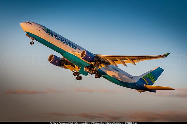 [ORY.2013] #Air.Caraibes #TX #FWI #Airbus #A330 #A333 #F-ORLY #awp