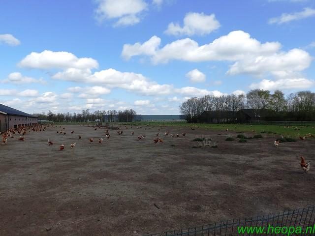 2016-04-12         2 daagse Lunteren      1e dag  25 Km  (68)